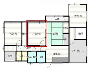 中庄洋室2